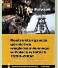 Restrukturyzacja górnictwa węgla kamiennego w Polsce w latach 1990-2002. Analiza skuteczności realizowanych programów - (nakład wyczerpany)