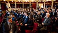 Sesja plenarna w Teatrze im. Juliusza Słowackiego: Wyzwania dla górnictwa podziemnego w Polsce